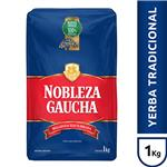 Yerba Mate Nobleza Gaucha    Paquete 1 Kg