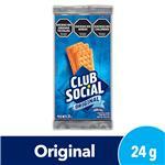 Galletita CLUB SOCIAL Original Paq 258 Grm