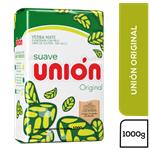 Yerba Mate UNION  Con Palo Suave Paquete 1 Kg