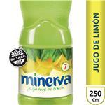 Jugo De Limón Minerva  Botella 250 CC