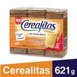 Galletitas De Cereal CEREALITAS Clasicas Paq 600 Gr