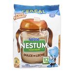 Cereal Infantil NESTUM Dulce De Leche   Paquete 400 Gr
