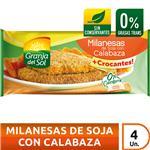 Milanesa De Soja GRANJA DEL SOL Calabaza Cja 330 Grm