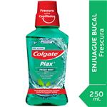 Enjuague Bucal COLGATE Plax Fresh Mint Botella 250 Ml