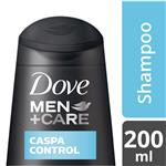 Shampoo DOVE  Anticaspa   Botella 200 ML