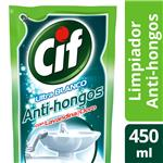Limpiador CIF Antihongos C/Lavandina Doy 450 Ml