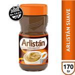 Café Instantáneo ARLISTAN   Frasco 170 Gr