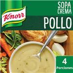 Sopa Crema Pollo KNORR     Sobre 64.5 Gr