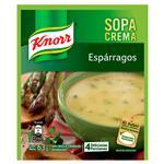 Sopa Crema Espárragos KNORR     Sobre 63 Gr