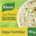 Sopa Pollo Con Fideos Cabello De Angel KNORR     Caja 84.5 Gr