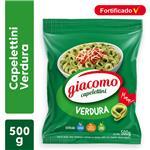 Capelettini Giacomo  Verdura  Paquete 500 Gr