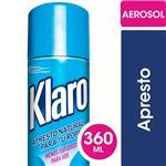 Apresto KLARO   Aerosol 360 Ml