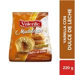 Madalena VALENTE Rellena C /Dulce De Leche Paq 250 Grm