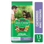 Alimento Para Perro Dog Chow Cachorro Raza Peq Bsa 1.5 Kg