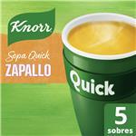 Sopa Zapallo KNORR     Caja X 5 Sobres