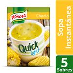 Sopa Choclo KNORR  Quick Light Caja X 5 Sobres