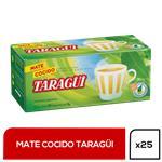Mate Cocido Taragui   Original Caja 25 Saquitos