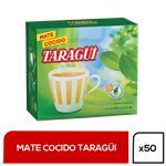 Mate Cocido TARAGUI     Caja 50 Saquitos