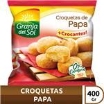 Croquetas Papa Y Mozzare Granja Del  Fwp 400 Grm