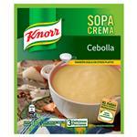 Sopa Crema Cebolla KNORR     Sobre 48 Gr