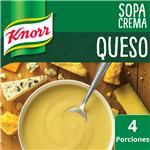 Sopa Crema Queso KNORR     Sobre 67 Gr