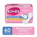 Protector Diario Kotex Cuidado Diario Multiestilo X60