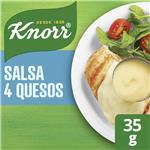 Polvo 4 Quesos Knorr Sob 35 Grm