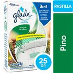 Desodorante Inodoros GLADE Bosque De Pinos Caja 25 Gr
