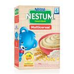 Cereal Infantil Nestum Multicereal  Caja 200 Gr