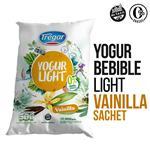 Yogur Descremado TREGAR Vainilla Bebible 900 Gr