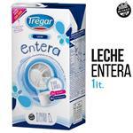 Leche Entera TREGAR Lv Ttb 1 Ltr