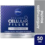 Crema NIVEA Facial Celular Nocturna Cja 50 Grm