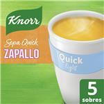 Sopa Zapallo KNORR  Quick Light Caja X 5 Sobres