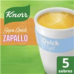 Sopa Zapallo KNORR Quick Light Caja X 5 Sobres