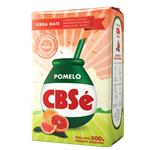 Yerba Mate CBSÉ Pomelo Con Palo   Paquete 500 Gr