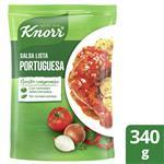 Salsa Portuguesa KNORR Lista Pouch 340 Gr