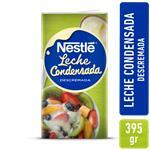 Leche Condensada Descremada Nestle  Lata 395 Gr
