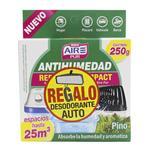 Antihumedad AIREPUR + Deo 2 En 1 Pino Rep Pot 350 Grm