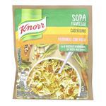 Sopa Verduras Con Pasta KNORR  Caserisimo  Sobre 75.5 Gr