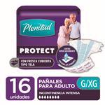 Pañal Para Adultos Plenitud Protect Xgx16