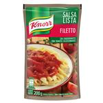 Salsa Filetto KNORR Lista Pouch 200 Gr