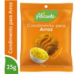 Condimento Para Arroz Alicante  Sobre 25 Gr