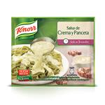 Salsa Knorr Crema Y Panceta Deshidratada Sob 27 Grm.