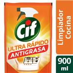 Limpiador Cif Antigrasa Doy 900 Ml