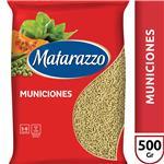 Municiones Matarazzo    Paquete 500 Gr