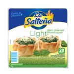 Tapa P/Empanada LA SALTEÑA Light Vit B Bli 550 Grm
