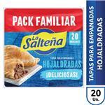 Tapa P/Empanadas LA SALTEÑA Horno Vitamina B Bli 550 Grm