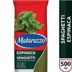 Espagueti MATARAZZO Espinaca Paquete 500 Gr