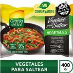 Vegetales Para Saltear GRANJA DEL SOL Fwp 400 Grm