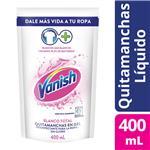 Quitamanchas Vanish White Doypack 400 CC